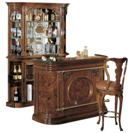 Piccolo Single Panel Italian Bar Set GV0299/GV0302