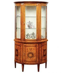 Semicircle Display Cabinet