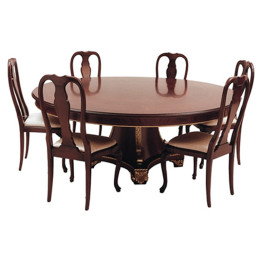 79 round dining table ma90