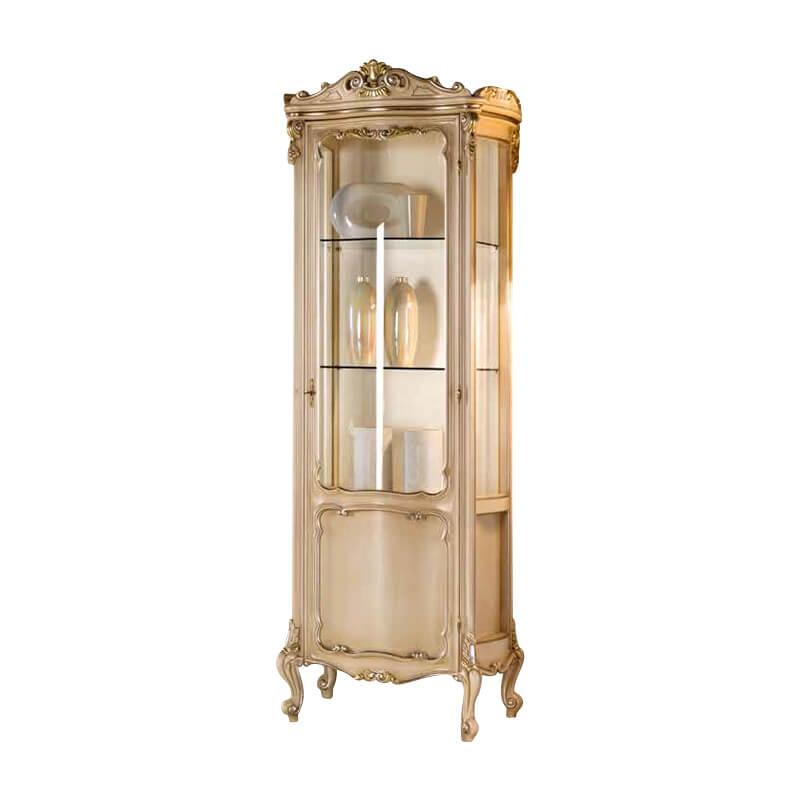 The Francesco Collection Single Door Vitrine Gv2208 L Italy By Web