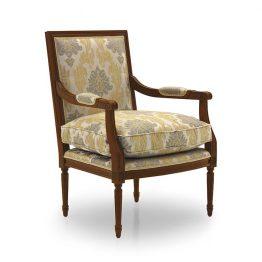 The Luigi Collection Armchair